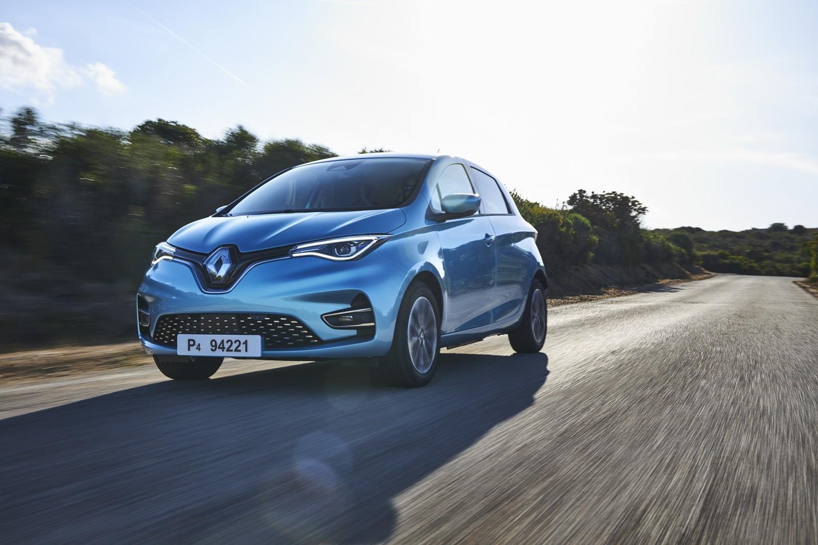 Foto de Renault ZOE 2020, prueba (19/37)