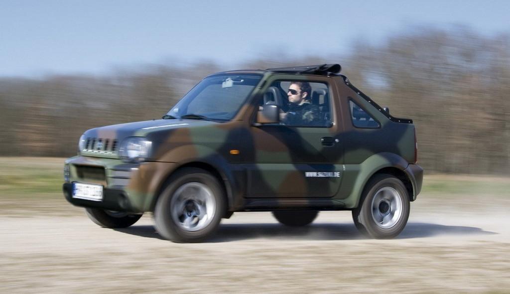 Foto de Suzuki Jimny Cabrio versiones  (1/6)