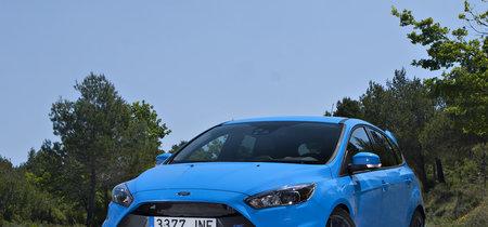 Ford reconoce un consumo excesivo de refrigerante en los Focus RS, y ya están ofreciendo soluciones