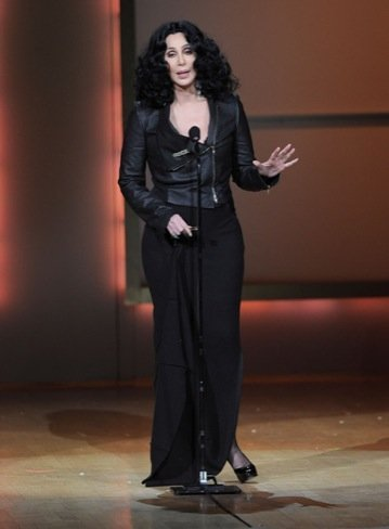 Premios Glamour de 2010: Cher