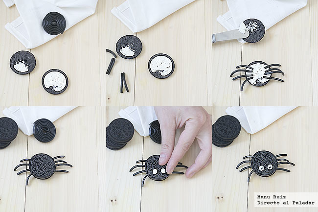 Oreo Spider