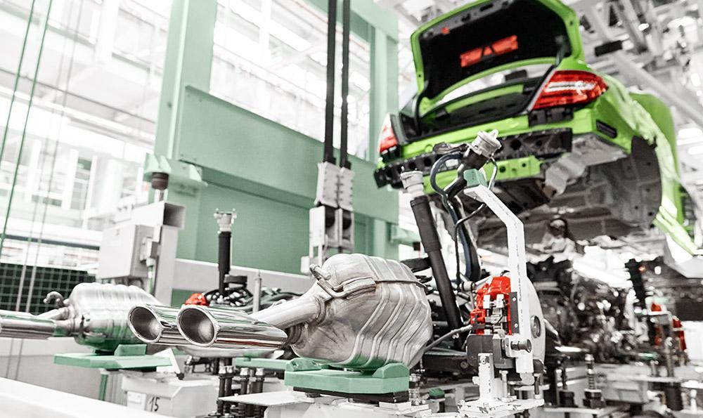 Foto de Mercedes C63 AMG Coupe Legacy Edition (15/26)