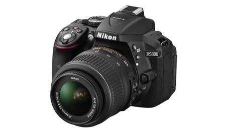 Por 409,99 euros, en eBay te puedes hacer con una Nikon D5300 con objetivo 18-55mm estabilizado