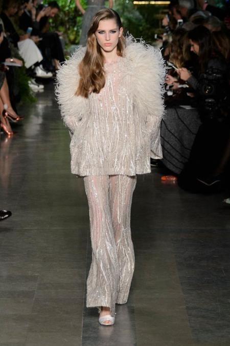Elie Saab Haute Couture Spring 2015 Pfw8