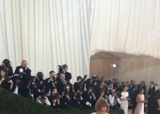 La jefa de todo: Anna Wintour de Chanel en la Gala del MET 2016