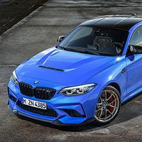¡Filtrado! El BMW M2 CS será un auténtico coche de carreras legal para calle