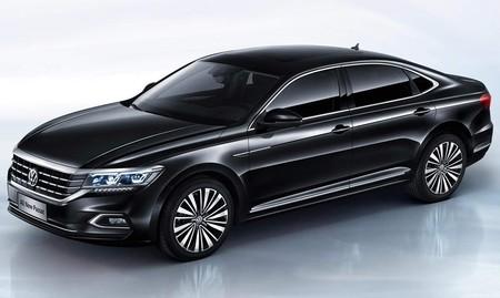 Volkswagen Passat presume su renovación, pero solo para China