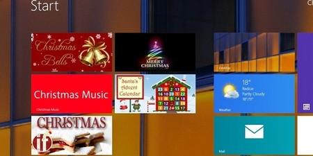 Cómo dar un toque navideño a tu Windows 8.1