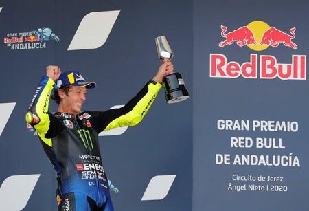 Rossi Andalucia Motogp 2020
