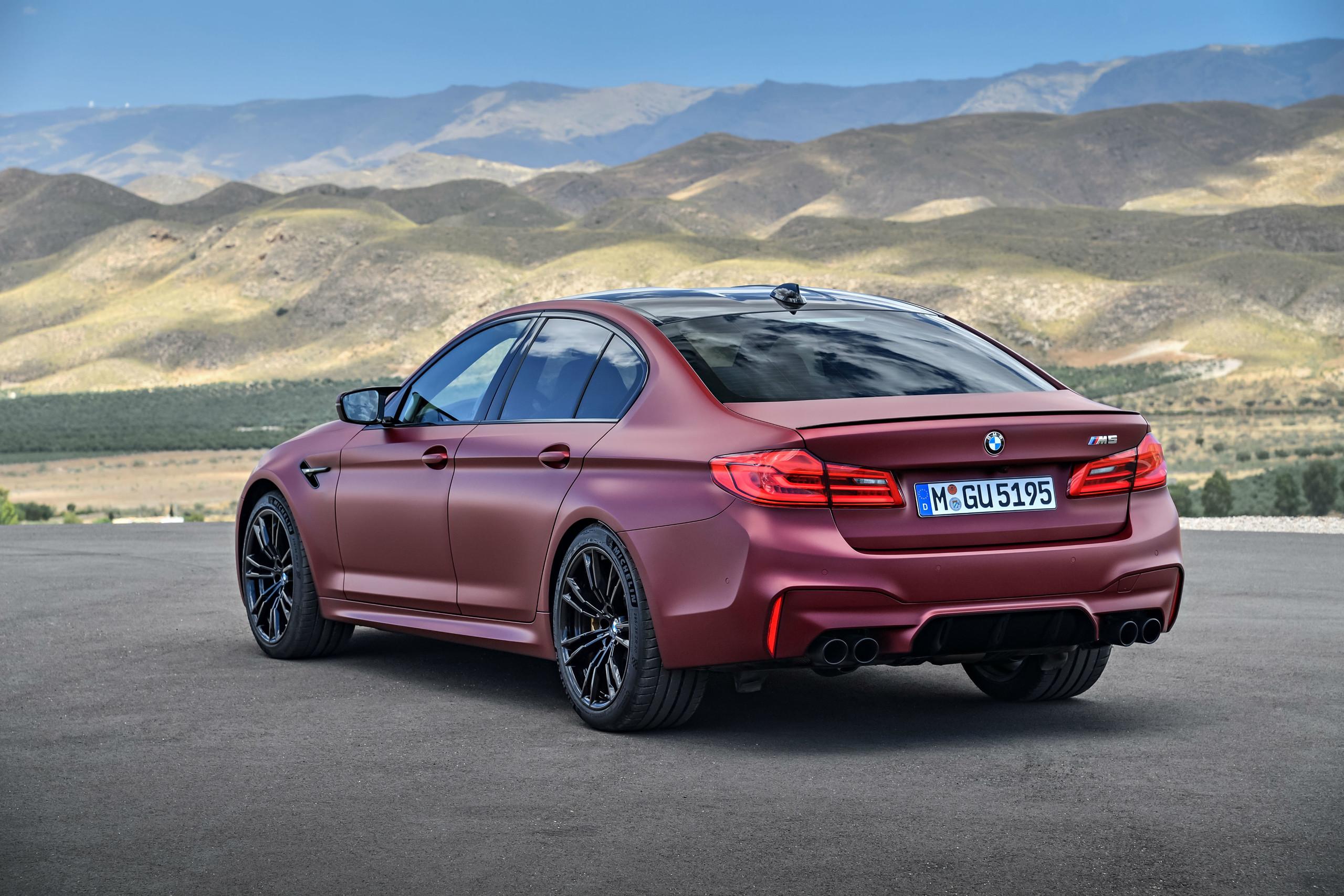 Foto de BMW M5 First Edition 2019 (10/19)