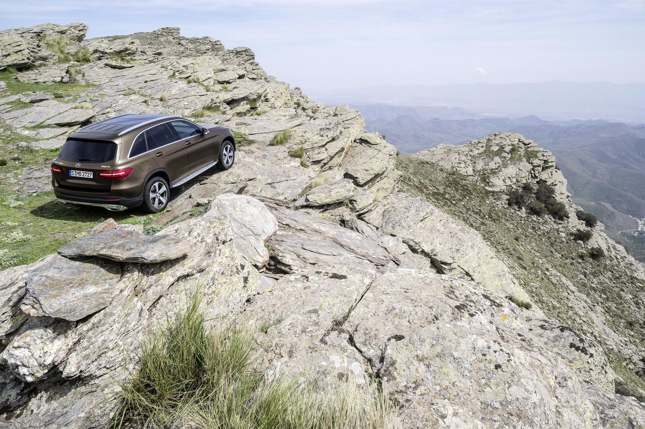 Mercedes-Benz GLC 4MATIC - la galería definitiva (39/175)