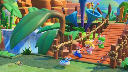 Mario Rabbids Kingdom Battle Analisis 10