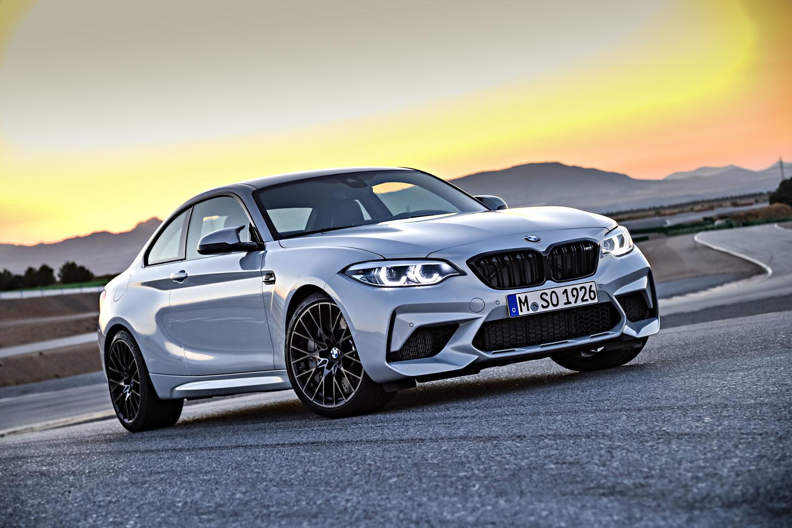 Foto de BMW M2 Competition (15/17)