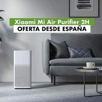 El purificador de aire Xiaomi, con conectividad WiFi, es un gran aliado de los alérgicos y está en oferta hoy: 102 euros