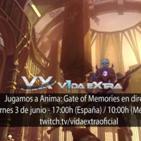 Jugamos a Anima: Gate of Memories a las 17:00h (finalizado)