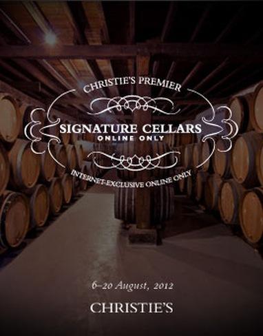Gran Subasta on line de vinos exclusivos en Christie´s