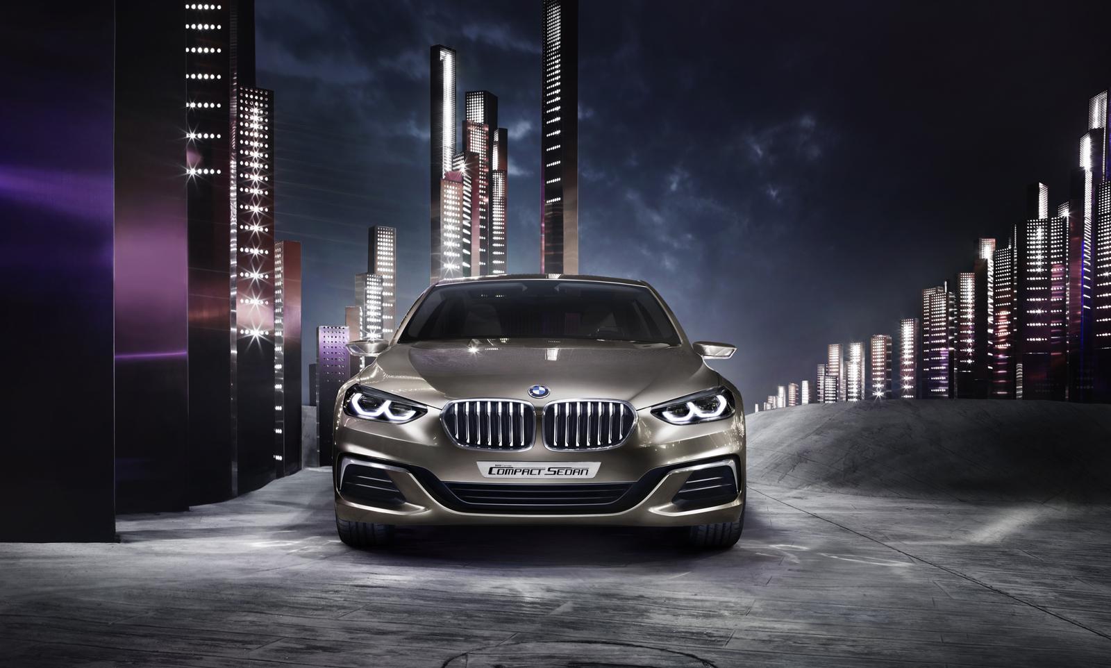 Foto de BMW Concept Compact Sedan (13/26)