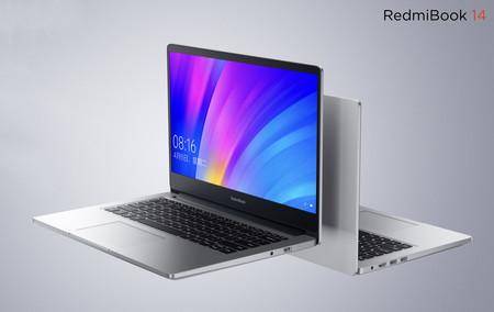 El RedmiBook 14 se renueva y ahora integra procesadores Intel Core de 10ª generación (pero seguimos con los 14 nm)