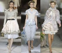 Louis Vuitton Primavera / Verano 2007