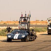 El detrás de cámaras de Ford vs Ferrari, con las réplicas exactas del GT40 y 330 P3