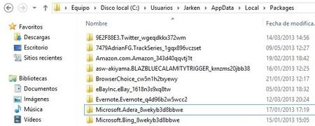 Realizar copias de seguridad para los juegos de la Tienda Windows