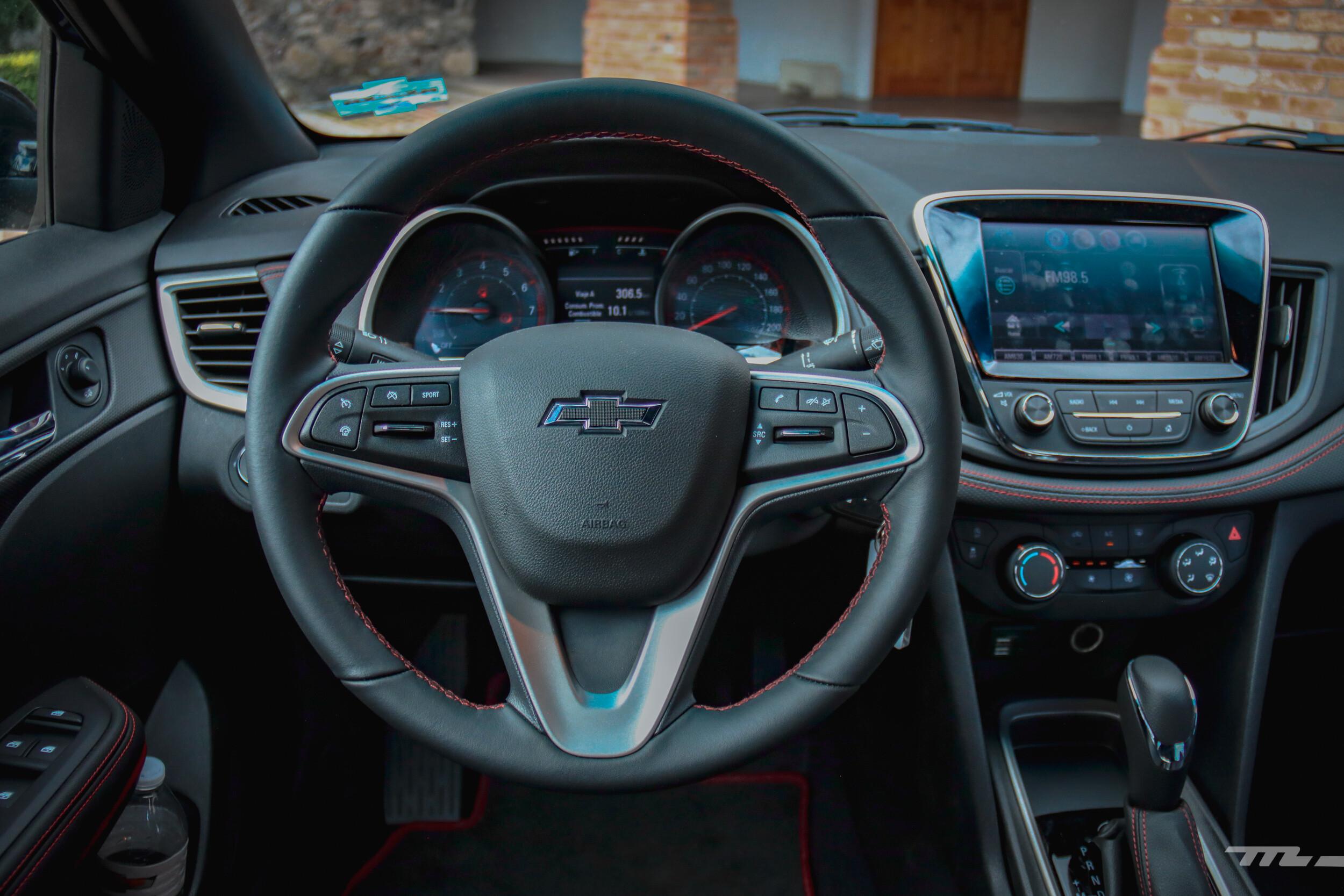 Foto de Chevrolet Cavalier Turbo 2022: Primer vistazo (28/37)
