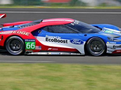 Así suena en circuito el nuevo Ford GT de carreras