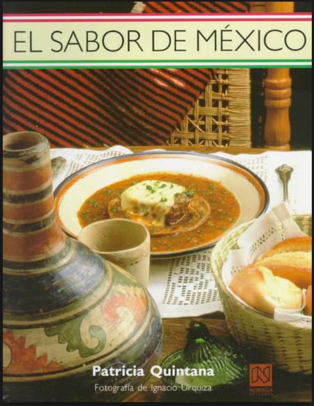Lo mejores libros de cocina mexicana