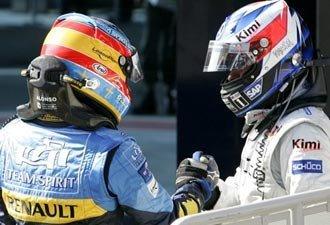 Alonso ficha por McLaren para 2007