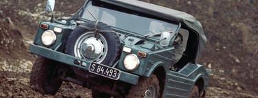 La curiosa historia del casi desconocido Porsche 597 Jagdwagen