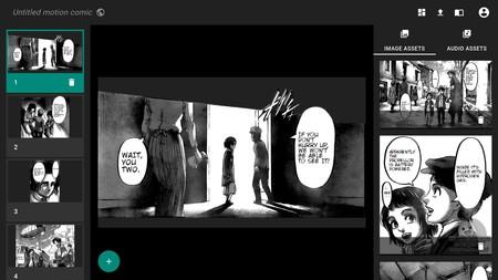 Crea cómics animados de una manera sencilla y gratuita con esta web