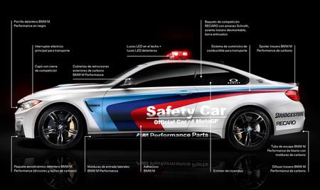 BMW M4 Coupé MotoGP