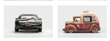 17 icónicos vehículos del cine y la TV en 45 fotos: así será la exposición de coches de ciencia ficción más grande en la historia