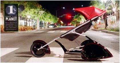 The Roddler, carrito supersónico