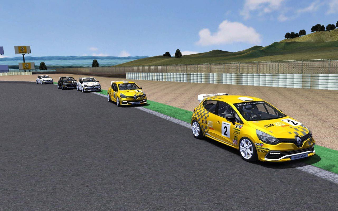 Foto de Renault Clio Cup On Line (13/24)
