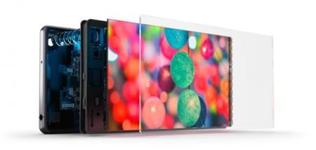 Xperia Z2 pantalla