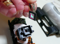 Cómo convertir una iSight en una cámara de infrarrojos
