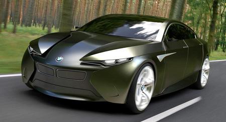 BMW i-FD, una visión futurista...desde España