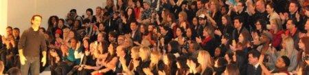 Trendencias en el desfile de Carlos Miele de la Semana de la Moda de Nueva York Otoño-Invierno 2011/2012