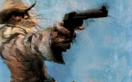 Revolver Ocelot Metal Gear Solid 4 Wallpaper By Lootskin