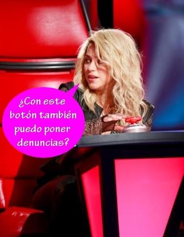 Shakira y su ex marido le cogen el gusto a verse en el juzgado