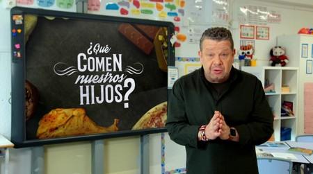 Aciertos y errores del programa de Chicote: ¿qué comen nuestros hijos?