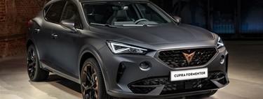 CUPRA Formentor, primer contacto: hasta 310 hp de un imponente SUV hecho al 100% por CUPRA (+ video)