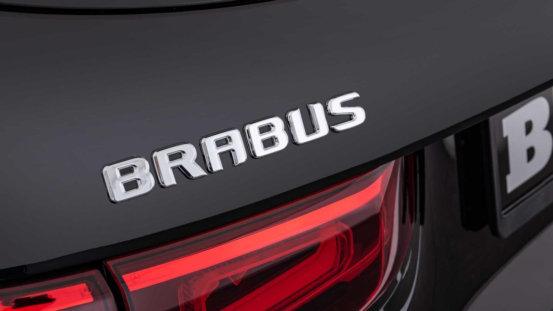 Foto de Mercedes-Benz GLB by Brabus (21/27)