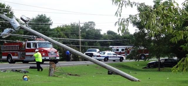 Foto de Accidente Tesla Model S (1/6)