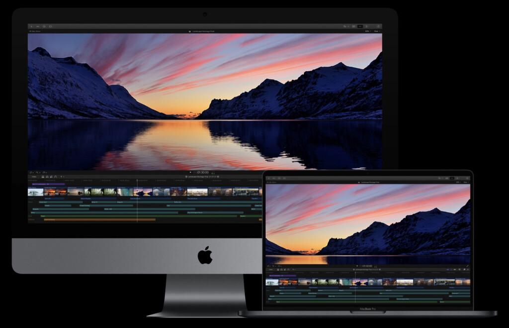 Atención, editores: lanzadas nuevas versiones de Final Cut Pro, iMovie, Motion y Compressor