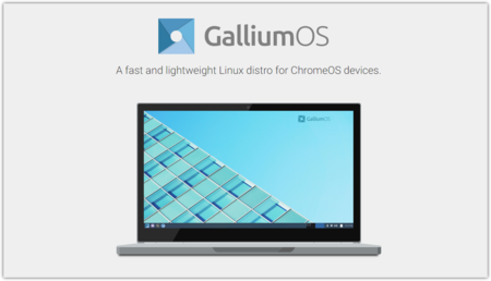 GalliumOS, la distro Linux perfecta para instalar en tu Chromebook