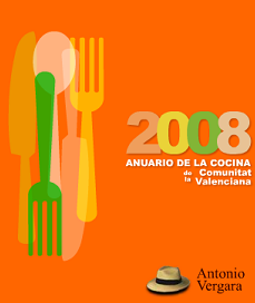 Anuario de la Cocina de la Comunidad Valenciana 2008
