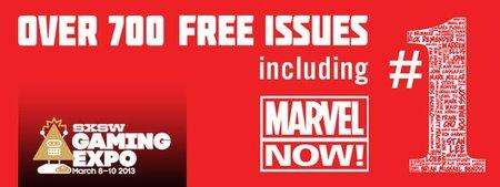 Descarga tus Cómics favoritos de Marvel sin costo hasta el próximo 13 de marzo