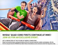 NVIDIA confirma un teléfono con Nvidia Tegra 3 para el Mobile World Congress